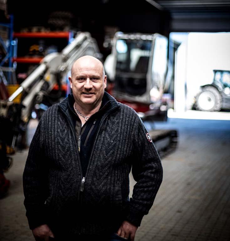 Torben Hansen - Bjælkehøj Entreprenøren