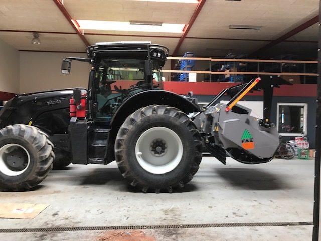 Traktor til Maskinudlejning